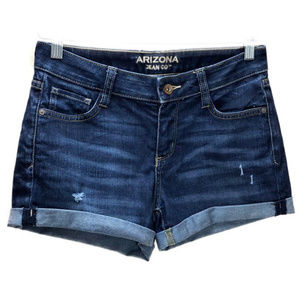 Arizona Jean Co. Slightly Distressed Shorts Size 5